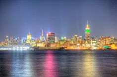 NYC Skyline from Hoboken