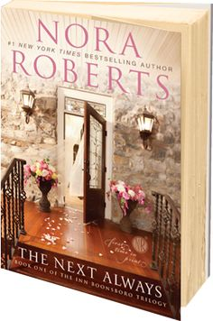 Nora Roberts - The Inn BoonsBoro Trilogy - The Next Always, The Last Boyfriend - Penguin Group (USA)