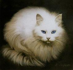 #Brita_Seifert #cats