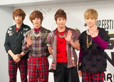 SHINee Fashion