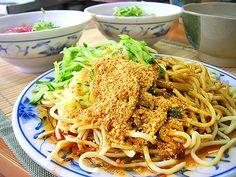 宜蘭羅東小吃美食‧羅東涼麵From大台灣旅遊網