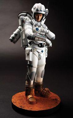 Astronaut 1/6 Scale Model