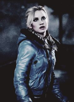 Jessica from Until Dawn