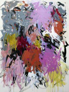 40 X 30 mixed media on panel www.julieschumer.com