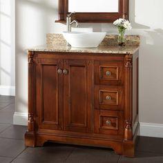 """36"""" Salford Vessel Sink Vanity $528.95"""