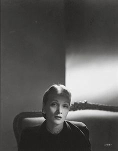 Marlene Dietrich, 1951 / Horst P. Horst / via Christie's