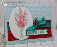 Stampin' Up! Lots of Lavender Sneak Peek for the Happy Inkin' Thursday Blog Hop – Stamp With Amy K