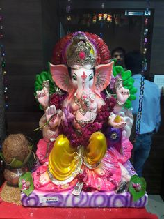 #throwback#Ganesh chaturthi 2016