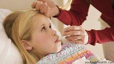 Overcome Fever In Children