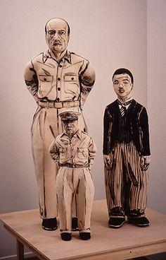 Virginia A. Groot Foundation - Artists - Akio Takamori