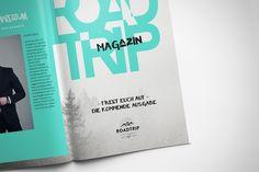 Roadtrip vermittelt die Leidenschaft des Reisens und präsentiert Reiseziele rund um die Welt auf eine frische und umgangssprachliche Art, welche jungen Lesern ungezwungen für fremde Länder, Kulturen, Orte und Menschen begeistern soll. Roadtrip ist ein Magazin mit dem Schwerpunkt auf Fotos und Berichte über Reiseziele rund um die Welt. Durch aussagekräftige Fotoserien und zielgruppenorientierte Texte [...]