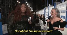 excited mtv vmas red carpet video music awards vmas 2016 zara lizzo super excited oooohhh im super excited trending #GIF on #Giphy via #IFTTT http://gph.is/2ckuuMS