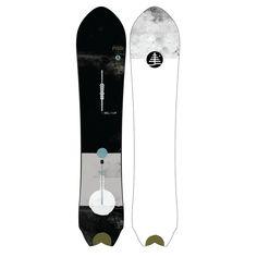 Da es beim Riden um Leichtigkeit und gute Laune geht, hat Burton beschlossen, dem ursprünglichen Powder Board ein Mystery-Makeover zu verpassen. Das Ergebnis: das Family Tree™ Mystery Fish. Mystery Glass, ein neuer, ultraleichter Kern und eine Methlon-Base sind nur ein paar der einzigartigen Features, die dieses Board zum leichtesten und schnellsten Fish aller Zeiten machen. Der perfekte Begleiter, wenn es um Geschwindigkeit und mühelosen Auftrieb im Pulverschnee geht. Fisher, Mystery, Burton Snowboards, Skateboard, Good Mood, Couple, Skateboarding, Skateboards