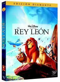 El Rey león (DVD)