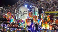 Brazil Carnival 2014, Rio de Janeiro