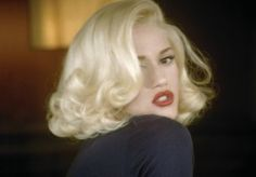 "Gwen Stefani- image from the video ""Cool"" gorgeous beauty"