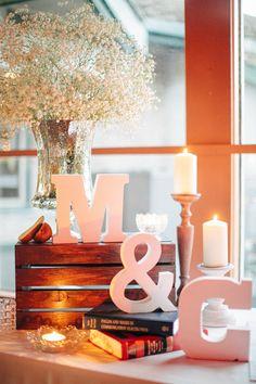 #diy #fallwedding #rustic  Photography: Carly McCray Photography - www.carlymccrayphotography.com  Read More: http://www.stylemepretty.com/2014/01/08/grand-geneva-resort-wedding/