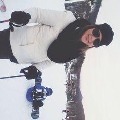 sister skiing trip to whitetail ski resort PA