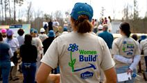 Pin #4: I want to volunteer for habitat for humanity: women build.    #TakePart #Summer