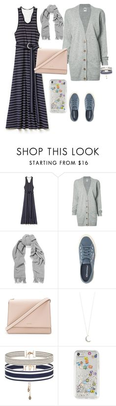 """Hijab"" by hajer-magd ❤ liked on Polyvore featuring Lacoste, NSF, Acne Studios, Superga, Kate Spade, Accessorize and Rebecca Minkoff"