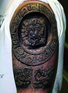 inca tattoo