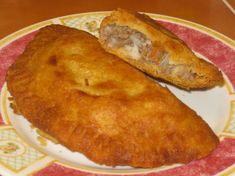 Pastelitos De Carne (Central American Meat Pies). Photo by Chef Sarita in Austin Texas