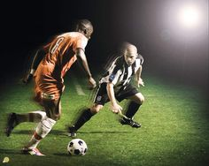 Create great action shots in Photoshop