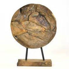 Suche Skulptur teak wurzelholz rund palonia. Ansichten 113233.