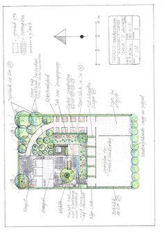 Advice on everything gardening Autocad, Landscape Architecture, Landscape Design, Garden Art, Home And Garden, Garden Design Plans, Planting Plan, Elevation Plan, Garden Journal