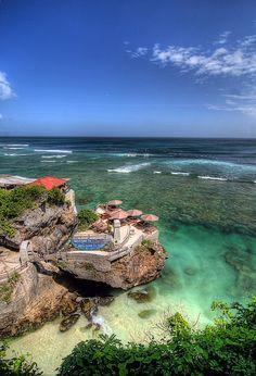 Suluban Beach, Bali, Indonesia...