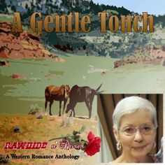 alison bruce, have laptop - will travel: Rawhide 'n Roses Author Celia Yeary