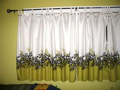 Attractive Styles of No Sew Curtains ~ Curtains Design Needs