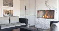 EcoSmart Fire Installation: Private Residence, Toronto - Canada
