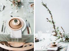 Vestir una mesa, entre la delicadeza y la sencillez | tránsito inicial