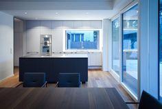 pedit & partner architekten Partner, Bathroom Lighting, Kitchen Cabinets, Mirror, Interior, Furniture, Home Decor, Architects, Projects
