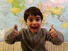 Felipe, o pequeno viajante: como organizar uma viagem independente aos Estados Unidos e Canadá