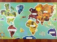 18 best cool global kid finds images on pinterest world maps maps 10 best maps for your childs room gumiabroncs Image collections