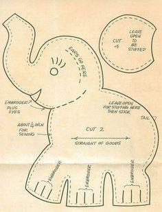 Résultat d'images pour Elephant Baby Quilt Patterns Free Free Applique Patterns, Baby Quilt Patterns, Applique Templates, Applique Quilts, Sewing Patterns, Felt Patterns, Owl Templates, Baby Girl Quilts, Quilt Baby