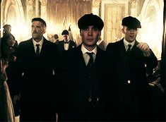 Peaky Blinders. Fook yeah! That walk!