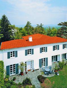 Homeplaza - Keramische Dachziegel sind das Aushängeschild für jedes Bauvorhaben - Botschafter des Hauses