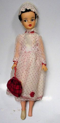 Vintage Mary Poppins doll by Reliable Canada