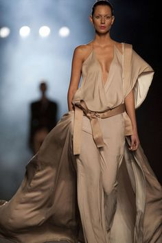 Haider Ackermann - Colombiamoda 2013 #catwalk #fashion. V