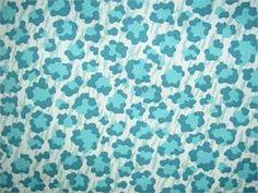 P Kaufmann Simba Teal, Simba Teal, Simba,Spot Fabric, Leopard Print Fabric    BUY NOW:  http://shop.thefabricfinder.com/P-Kaufmann-Simba-Teal.aspx