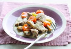 Blanquette de veauDécouvrez la recette de la blanquette de veau