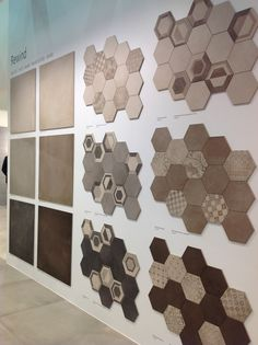 Home Room Design, Interior Design Living Room, Honeycomb Tile, Staircase Wall Decor, 3d Panels, Welcome To My House, Best Kitchen Designs, Office Walls, Cafe Interior