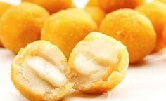 bolinho mandioca queijo