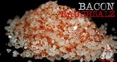 Bacon-Rauchsalz - so einfach kann Salz veredelt werden! Das Salz erhält durch den Buchenrauch eine dezente Rauchnote - der Bacon macht den Rest!