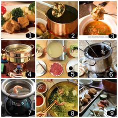 A concise guide on everything fondue and how to throw a fondue dinner party.