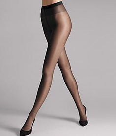 MEDIUM NEW *HQ* PLAIN SHEER 15 DENIER FULL FOOT TIGHTS PANTYHOSE UK SELLER