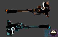 tron weapon - Google Search